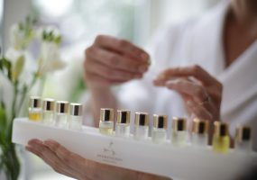 Smell test by Aromatherapy Associates