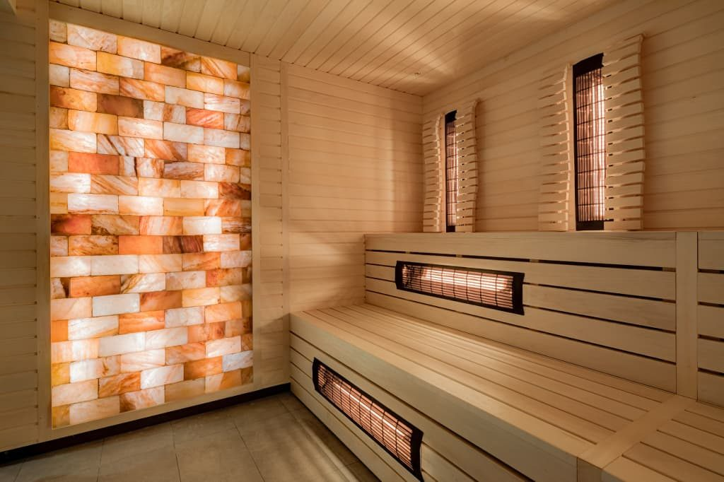 infra crvena sauna
