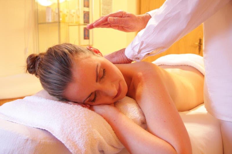 Kundalini back treatment