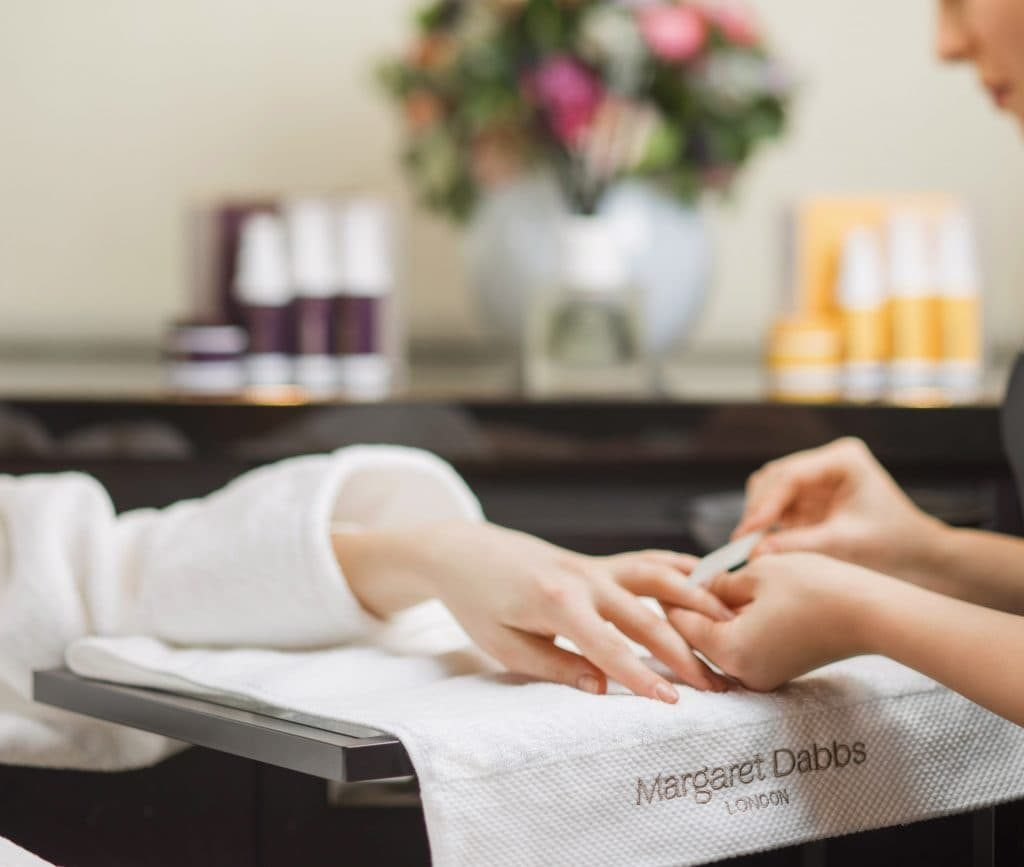 Supreme Manicure Margaret Dabbs