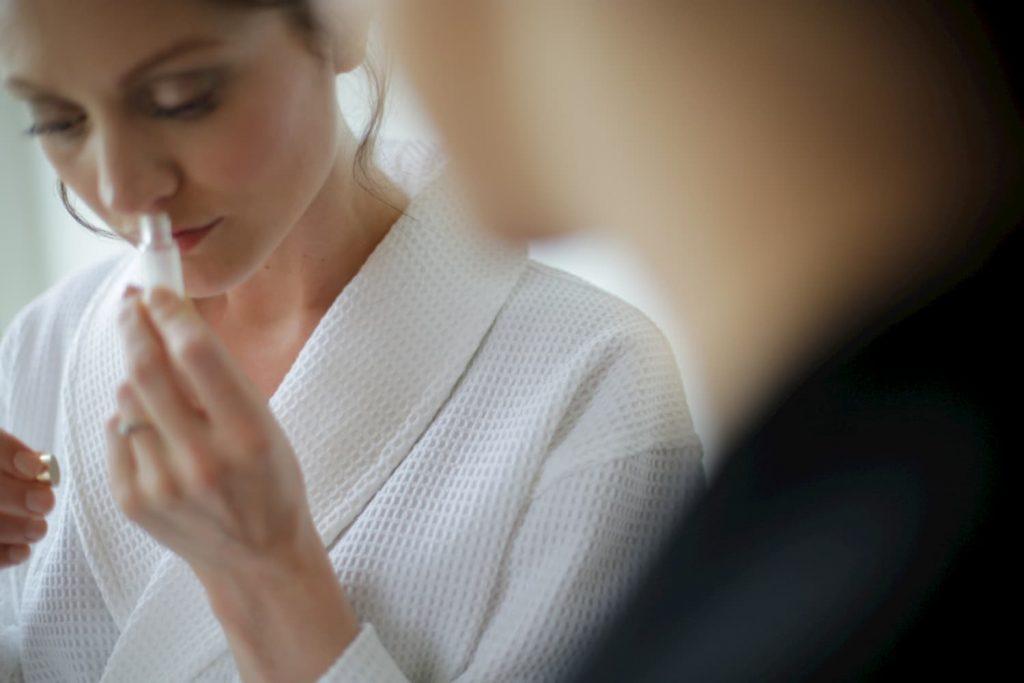 Test arome Aromatherapy Associates