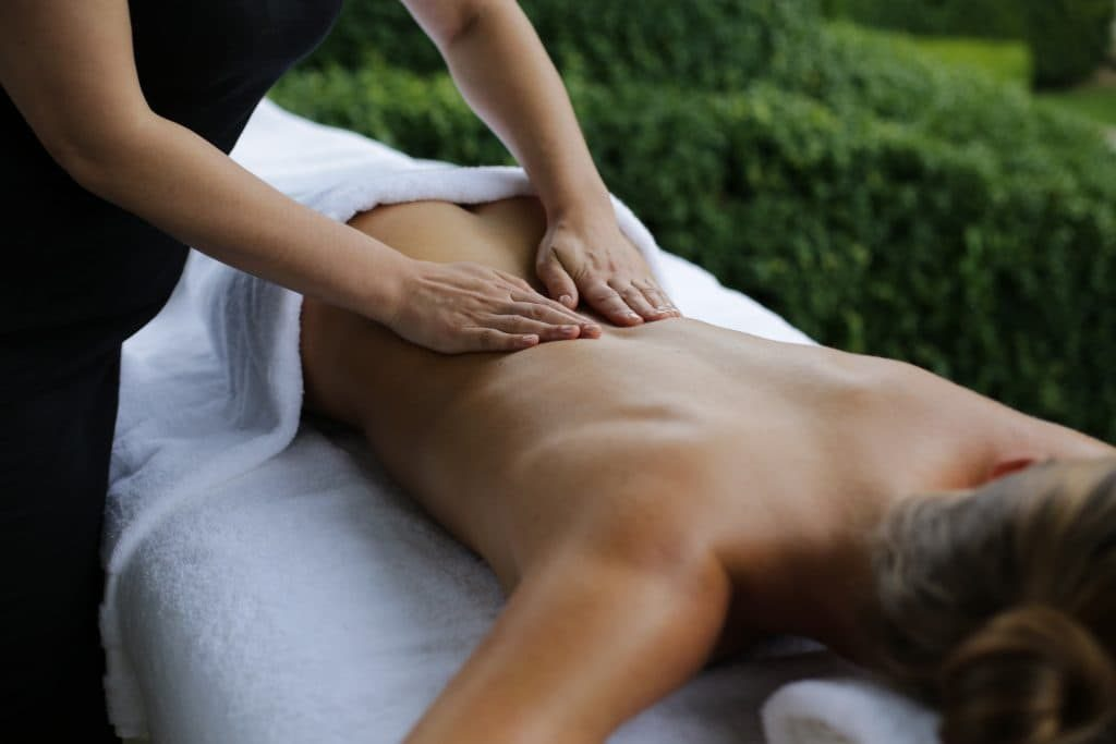 Tension relief massage
