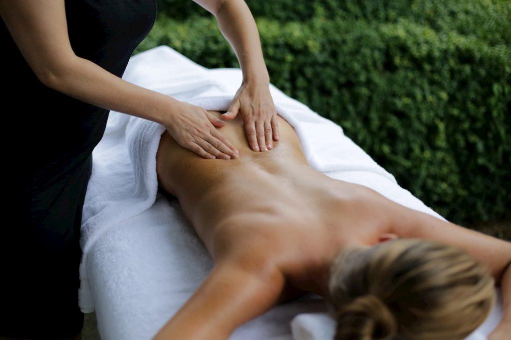 Intezivna masaža tijela