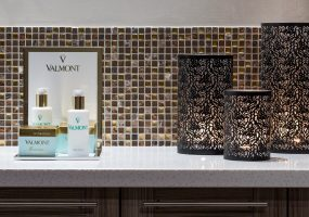 Valmont facial therapy