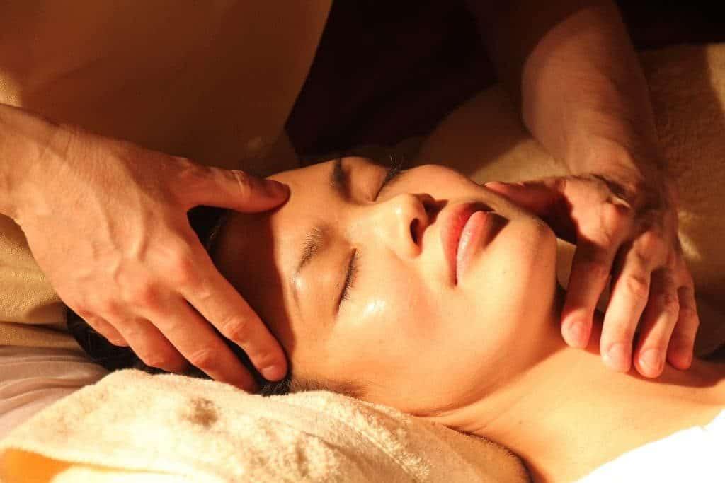 Ku Nye body and facial treatment